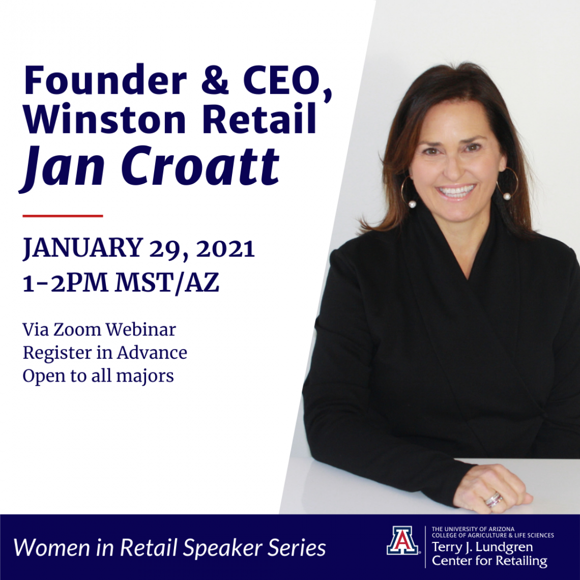 Women in Retail: Jan Croatt