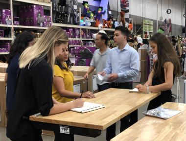 Retail Innovation Lab at Home Depot